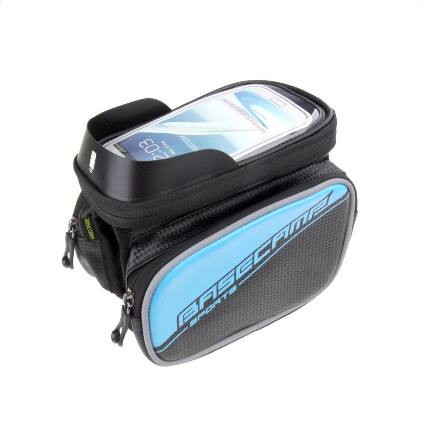 BaseCamp Waterproof Mountain Road MTB Bike Bicycle Frame PannierSaddle Front Top Tube Do ...