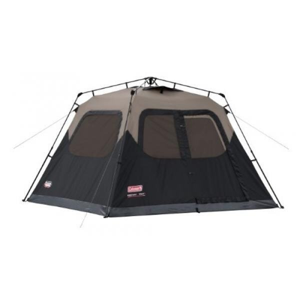 Coleman 6-Person Instant Cabin - intl