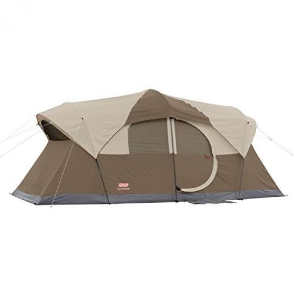 Coleman WeatherMaster 10-Person Tent - intl