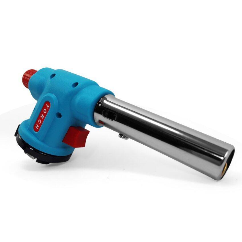 Firebird Living หัวพ่นไฟขนาดเล็กแบบไกปืน หัวเป่าแก๊ส แบบจุดไฟในตัว - Fire Bird Torch WS- ...