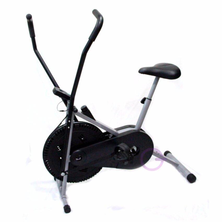 FIT จักรยานออกกำลังกาย 2 in 1 Air Bike