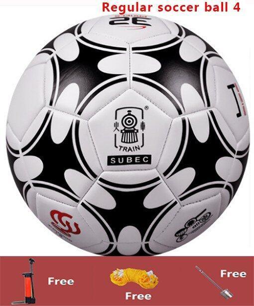 Football Soccer Regular soccer ball 4 Outdoor soccer Indoor soccer Outdoor Football - Intl