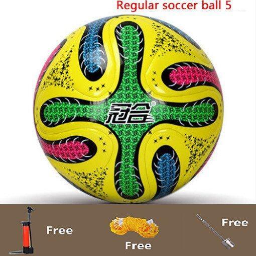 Football Soccer Regular soccer ball 5 Training football Outdoor soccer - Intl