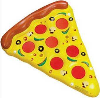Giant Inflatable Pizza Slice Pool Float 6Ft For Outdoor Pool Swimming Party Toy - intl