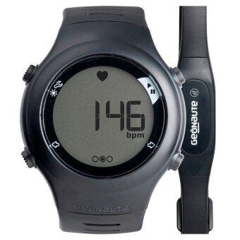 นาฬิกาวัดชีพจร Heart Rate/วัดอัตราการเต้นของหัวใจ รุ่น ONRHYTHM 110 (สีดำ)