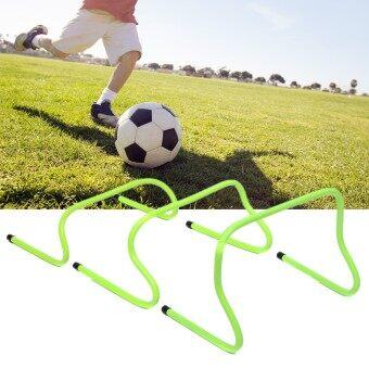 1pcs AGILITY HURDLES 6 Football Rugby Speed Training Net World Sports 15x30x46cm - intl · >>>>