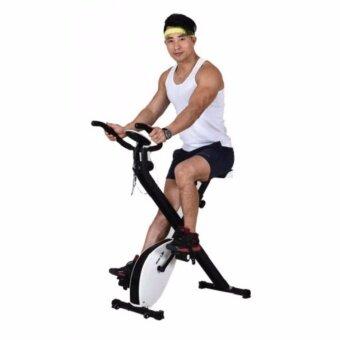 จักรยานออกกำลังกายระบบแม่เหล็ก สามารถรับน้ำหนักได้ไม่เกิน 120 กิโลกรัม