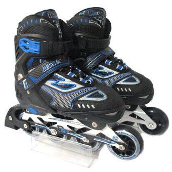 i3Display รองเท้าสเก็ต โรลเลอร์เบลด รุ่น ZX (สีน้ำเงิน)