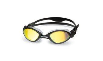Head Swimming Goggle Tiger LSR+ Mirrored - Black/Smoke