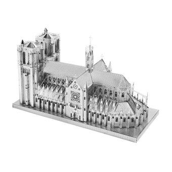 3D Mini Metal Puzzles