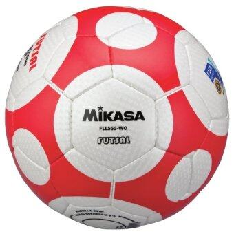 MIKASA ฟุตซอล Futsal MKS MS-PU รุ่น FLL555 WO FIFA