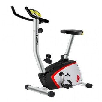 360 Ongsa Fitness จักรยานนั่งปั่นออกกำลังกาย Magnetic Exercise Bike 8223B (สีดำ) image