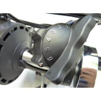 เทรนเนอร์ปั่นจักรยาน MT04 สำหรับล้อ26-28นิ้ว