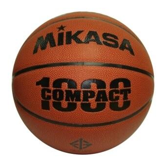 MIKASA Basketball MKS PU BQC1000 FIBA - Orange
