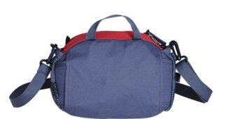 Men's Lone Walker Waist Pack for Sport and Leisure (Red)