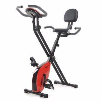 MAKOTO จักรยานออกกำลังกาย ระบบแม่เหล็ก / พับได้ (image 0)