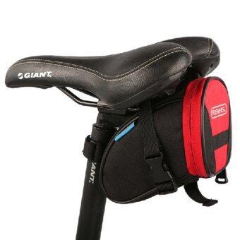360DSC ROSWHEEL 13656 Cycling Saddle Seat Polyester Tail Bag