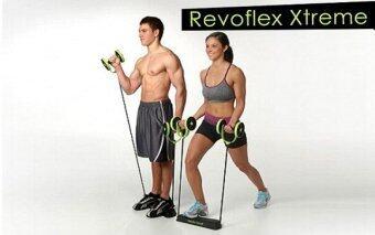 all U like อุปกรณ์ออกกำลังกายกระชับกล้ามเนื้อ Revoflex Xtreme