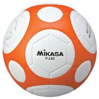 MIKASA ฟุตซอล Futsal MKS PU รุ่น FLL62-WO