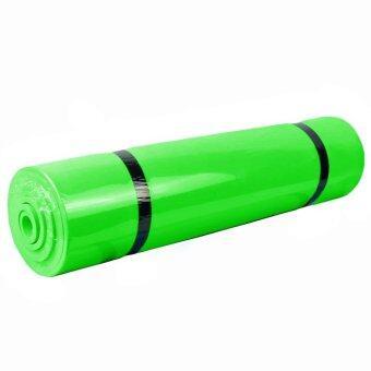 Wonder Bra Yoga Mat เสื่อโยคะ ขนาด 61 x 181 ซม. หนา 6 มม. - สีเขียว