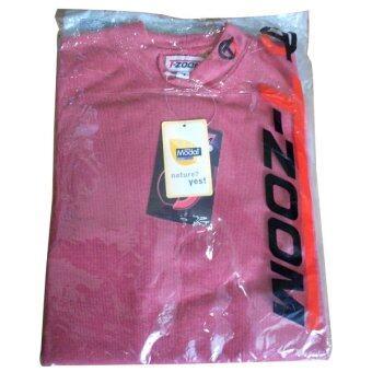 T-ZOOM เสื้อกอล์ฟผู้หญิง แขนยาว -