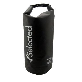 Selected กระเป๋ากันน้ำ ถุงกันน้ำ ถุงทะเล 10 ลิตร (สีดำ)