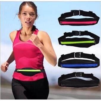 กระเป๋าคาดเอวใส่วิ่งออกกำลังกาย แบบ 2 ช่อง (image 1)