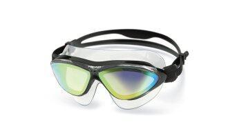 Head Swimming Goggle Jaguar LSR+ Mirrored - Black/Smoke