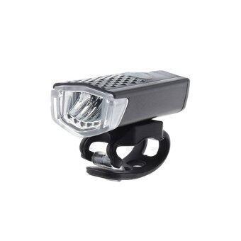RAYPAL ไฟจักรยาน LED แบบชาร์ตUSB สว่างมากพิเศษ 300 lumens ไฟหน้า (สีดำ)