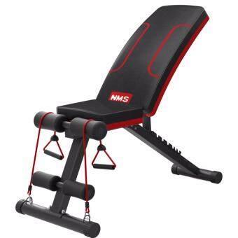 To Fit To Firm เก้าอี้เล่นดัมเบล ม้ายกดัมเบล เบาะซิทอัพ บริหารหน้าท้อง ปรับระดับ รุ่น Giant