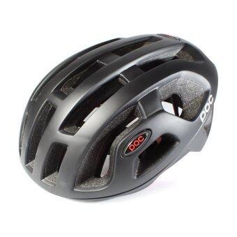 POC หมวกจักรยาน รุ่น Poc-54 (Black)