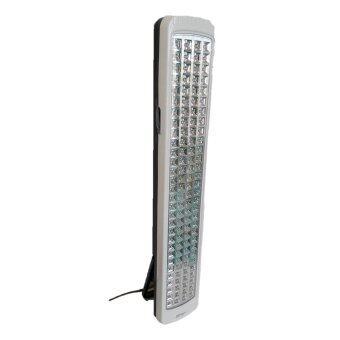 GooAB Shop DP ไฟฉุกเฉิน LED 120 ดวง พร้อมแบตเตอรี่ภายใน แบบแท่ง ( สีขาว )