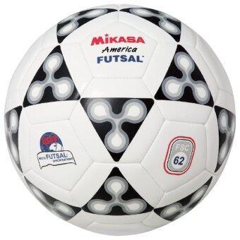 MIKASA ฟุตซอล Futsal MKS TPU รุ่น FSC62 W