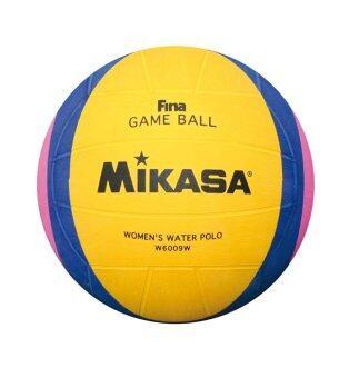 MIKASA โปโลน้ำ Water Polo Ball รุ่น MKS RB W6009W FINA ใช้ในการแข่งขัน ซีเกมส์ 2015