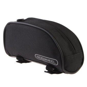 Trusty กระเป๋าติดจักรยาน Roswheel (สีดำ)