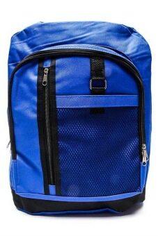 DM กระเป๋า Zipspor - สีน้ำเงิน