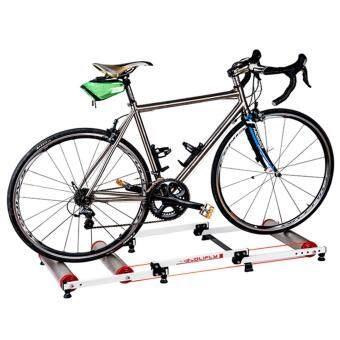 เทรนเนอร์จักรยานแบบ 3 ลูกกลิ้ง รุ่นประหยัด