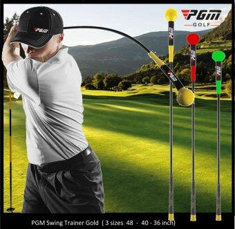 Swing Trainer Gold Flex 47.5 inch (YELLOW) by PGM