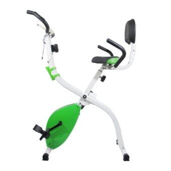 HHsociety จักรยานออกกำลังกายระบบแม่เหล็ก X-bike แถมฟรี