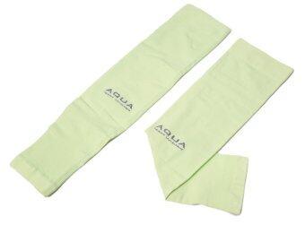 AQUA-X ปลอกแขน กันUV - Green