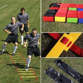 Soccer Training Agility Speed Ladder Rung Football Feet Training ladder (Intl)