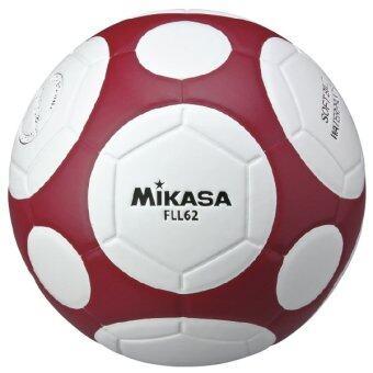 MIKASA ฟุตซอล Futsal MKS PU รุ่น FLL62-WR