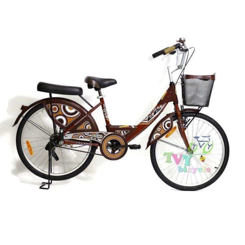 แนะนำ LA Bicycle จักรยาน รุ่น 24