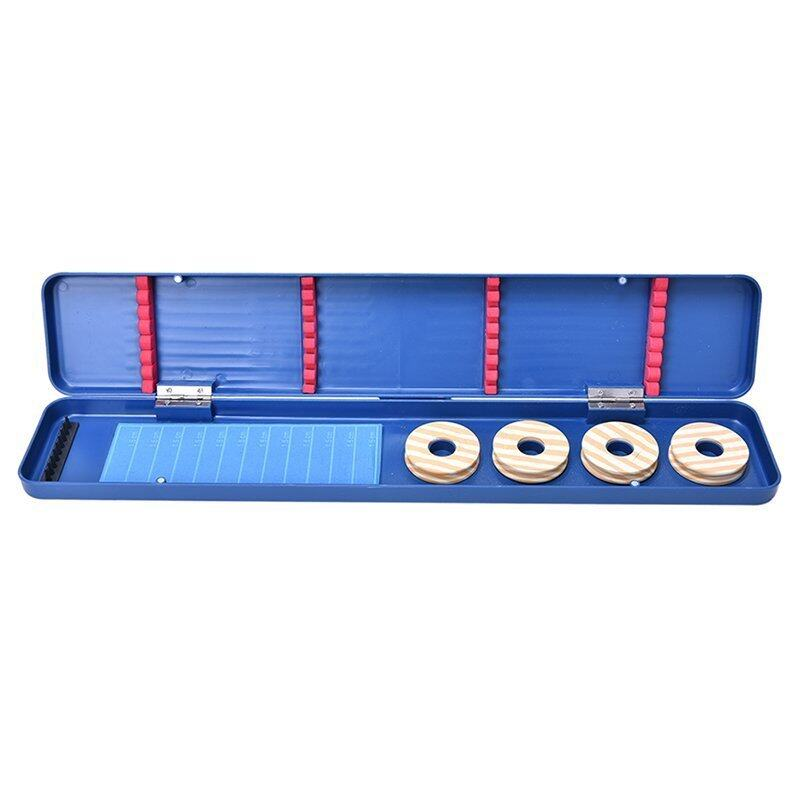 Main Sub Line Shaft Circular Storage Fishing Tackle Box Fishing Supplies - intl ...