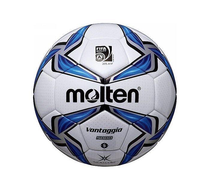 MOLTEN ฟุตบอล Football MOT PU-D F5V5000 FIFA เบอร์5 ใช้ในการแข่งขัน ซีเกมส์ 2017 ...