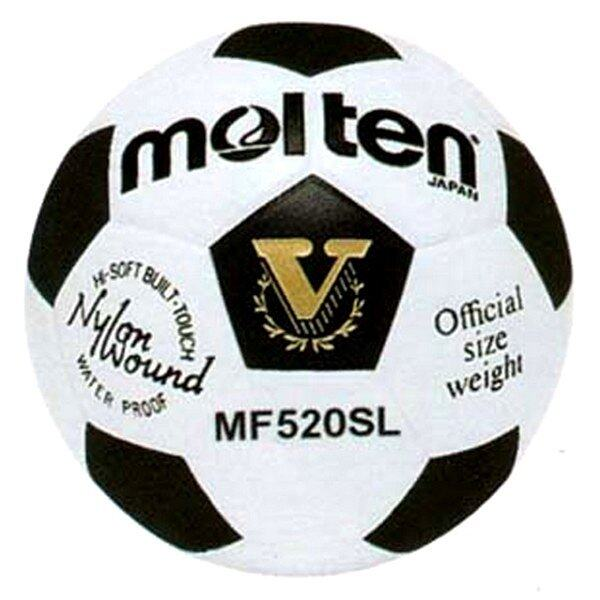 Molten ฟุตบอลFootball MOT PU MF520SL - White/Black ...