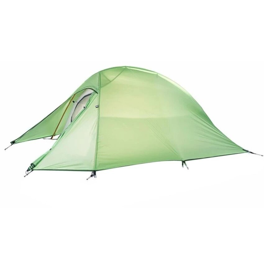 Naturehike Fabric 2 Person Double Layers Aluminum Rod Tent   - intl