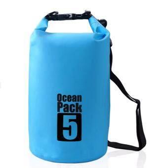กระเป๋ากันน้ำ Ocean Pack ขนาด 5 ลิตร
