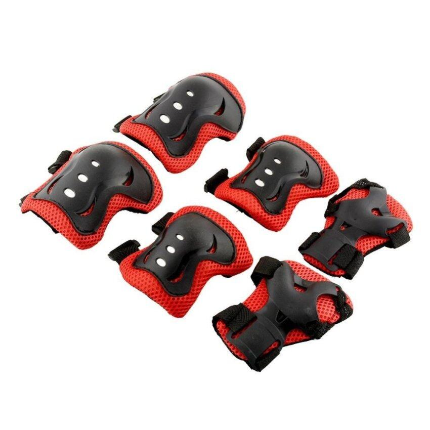 OEM Kid Roller Skating Bicycle Sports Knee Elbow Wrist Protective Guard Pad New