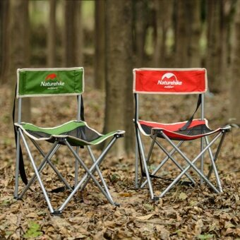 Outdoor portable folding chair backrest writing chair BBQ campingbeach chair with breathable mesh - intl